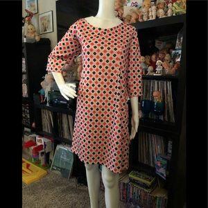 Lindy Bop 60s Vintage inspired shift dress